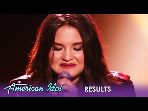 Madison Vanderburg: Gets EMOTIONAL After This Performance | American Idol 2019