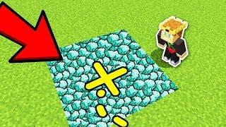 ENCONTRAMOS O TESOURO DE DIAMANTE NO MINECRAFT !! ( Minecraft com Mod )