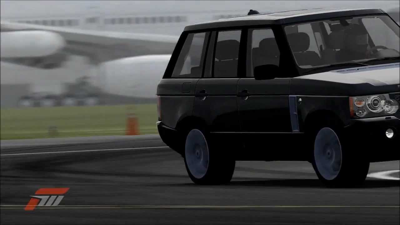 driving the range rover l322 on fm4 youtube. Black Bedroom Furniture Sets. Home Design Ideas