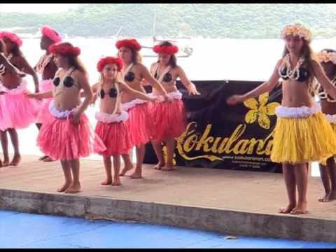 Hokulani Dance Troupe 2016 Port Vila Vanuatu 2016 Grace McLennan