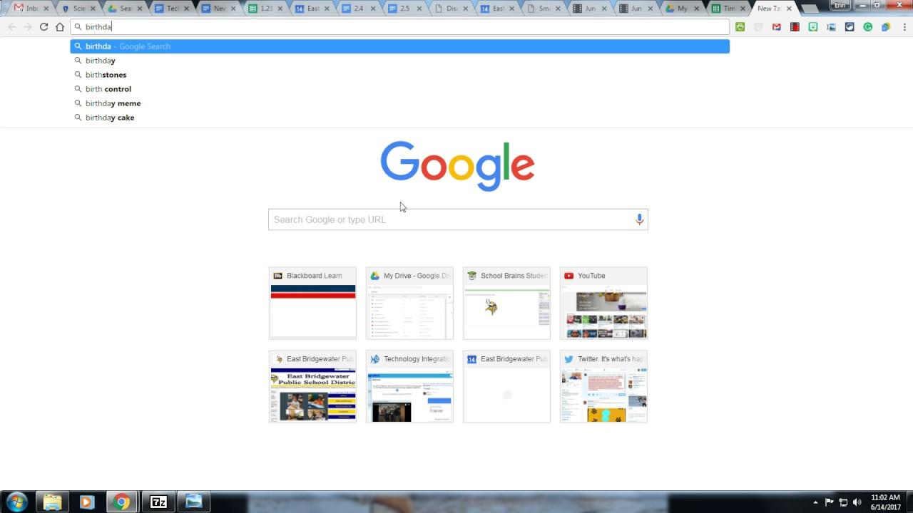 Google Sheets Timeline