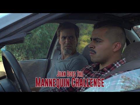 Juan Does The Mannequin Challenge   David Lopez