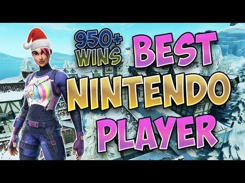 Fortnite Best Nintendo Switch Player 950+ Wins (Nog Ops & Yuletide Ranger Back!)