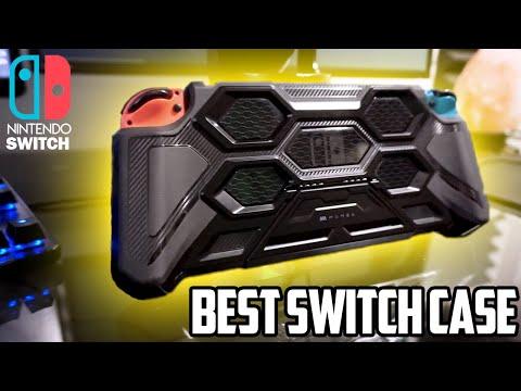 Nintendo Switch Mumba Protective Case [Battle Series]