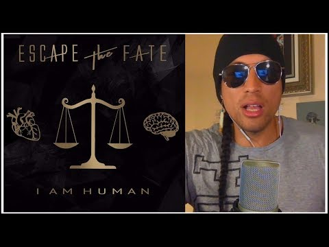 New Album & Future of Escape The Fate - Robert Ortiz Interview