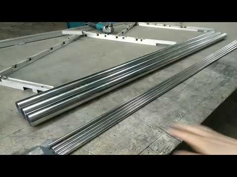 Ограждение из нержавеющей стали
