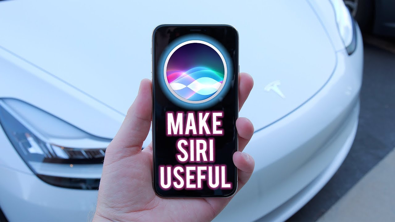 Hey Siri! Funny things to ask Siri