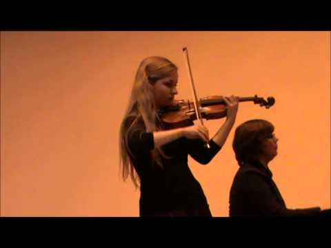 Camille Saint-Saëns: Havanaise, op. 83