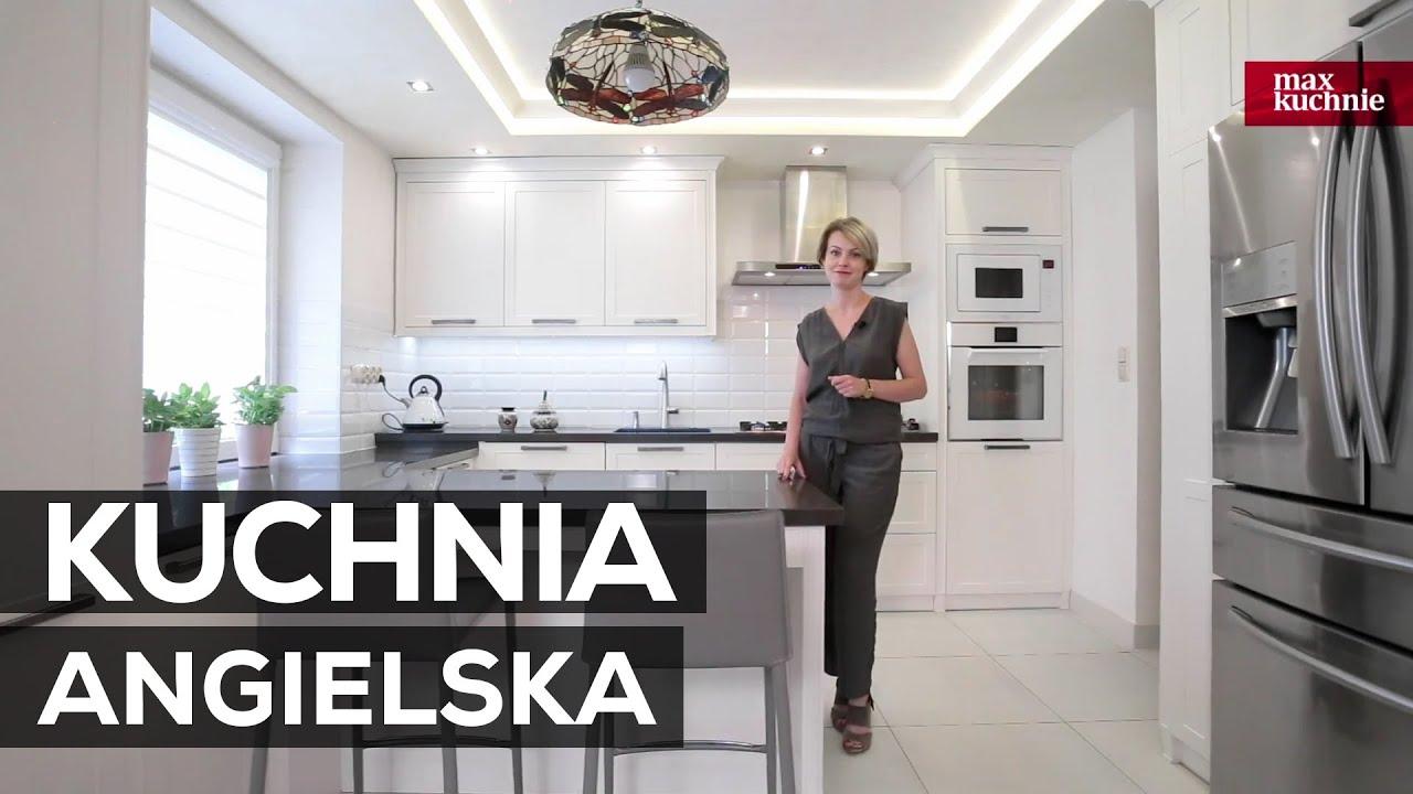 Kuchnia Angielska Studio Max Kuchnie Amir Lublin Youtube