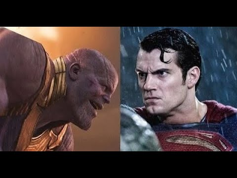 Superman vs Thanos (Extended Cut)