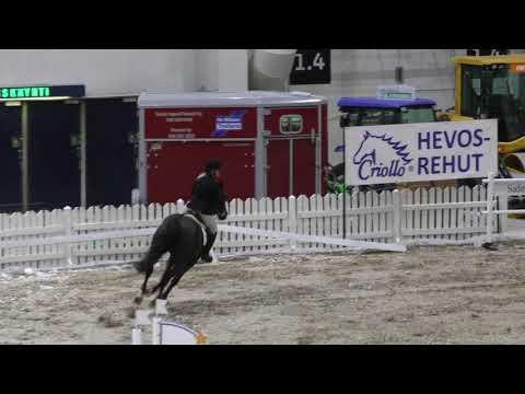 Rättö Marika & Stellaria 120cm @ Helsinki Horse Fair 17.-19.3.2017