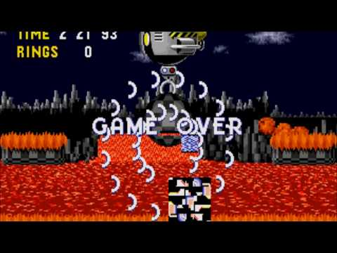 An Ordinary Sonic ROM Hack