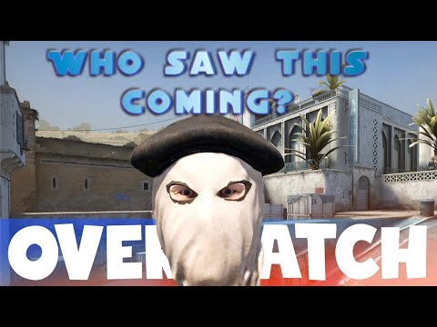 Who Saw This COMING? CS:GO OVERWATCH! thumbnail
