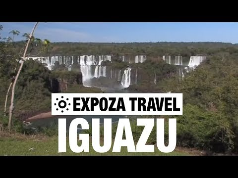 Iguazu (Argentina/Brazil) Vacation Travel Video Guide