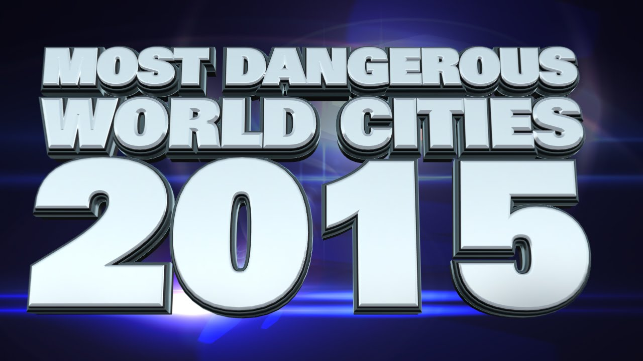 Most Dangerous Cities In The World YouTube - The 10 most dangerous cities in the middle east