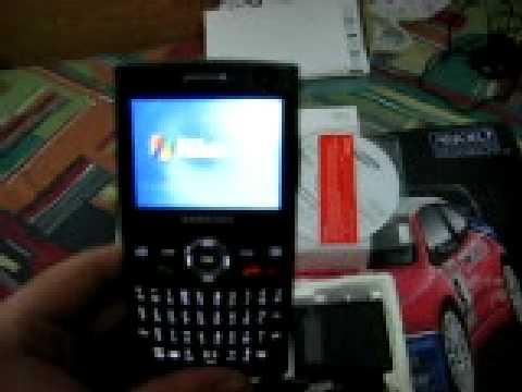 SAMSUNG i600 EVO