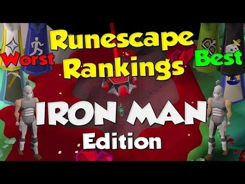 Ranking Iron Man Skills Worst To Best