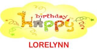 Lorelynn   Birthday Wishes