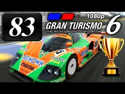 Gran Turismo 6 [FullHD] - Part #83 - 24 Minutes of Le Mans