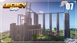 Planning a Mega Base | Minecraft 1.15 Survival | LegacySMP