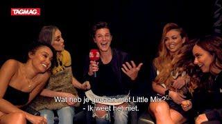 http://tagmag.news - http://facebook.com/tagmagbe Little Mix' leuks...
