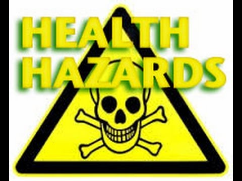 Health Hazards -ETCG1