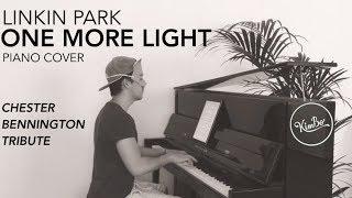 Linkin Park - One More Light (Piano Cover) (Chester Bennington Tribute)