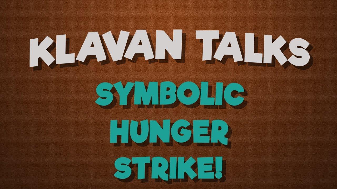 Symbolic Hunger Strike