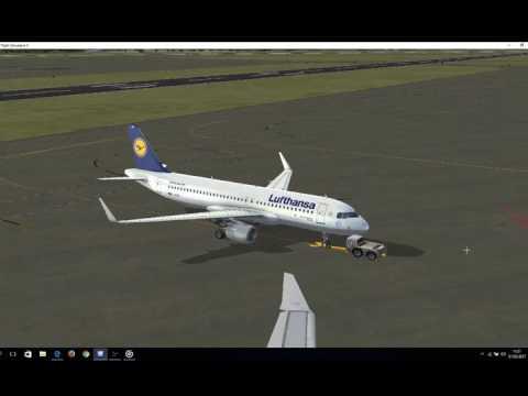 Voo de Lisboa (LPPT) - Munich (EDDM) / Lufthansa