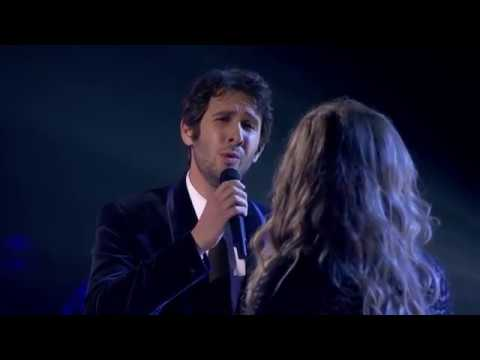 Kelly Clarkson & Josh Groban - All I ask of you