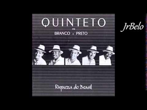 Quinteto em Branco e Preto Cd Completo (2000) - JrBelo
