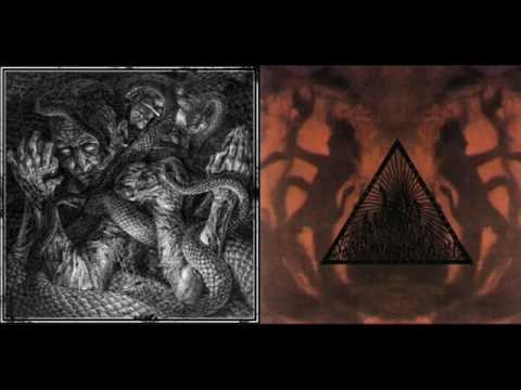 Israthoum / Monte Penumbra / Half Visible Presence / Chalice Of Blood ‎(SPLIT STREAM)