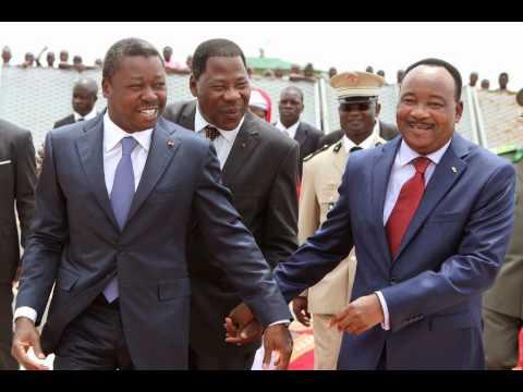 Inauguration du 3ème quai au Port autonome de Lomé