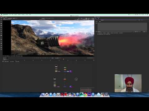 Tutorial for Compositing in Nuke