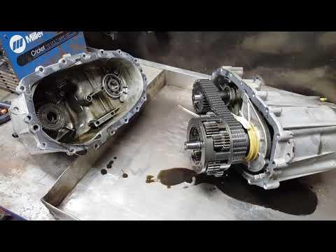 Hummer H3 Transfer Case Service Pt 1