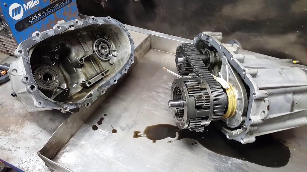 hummer h2 transfer case leak