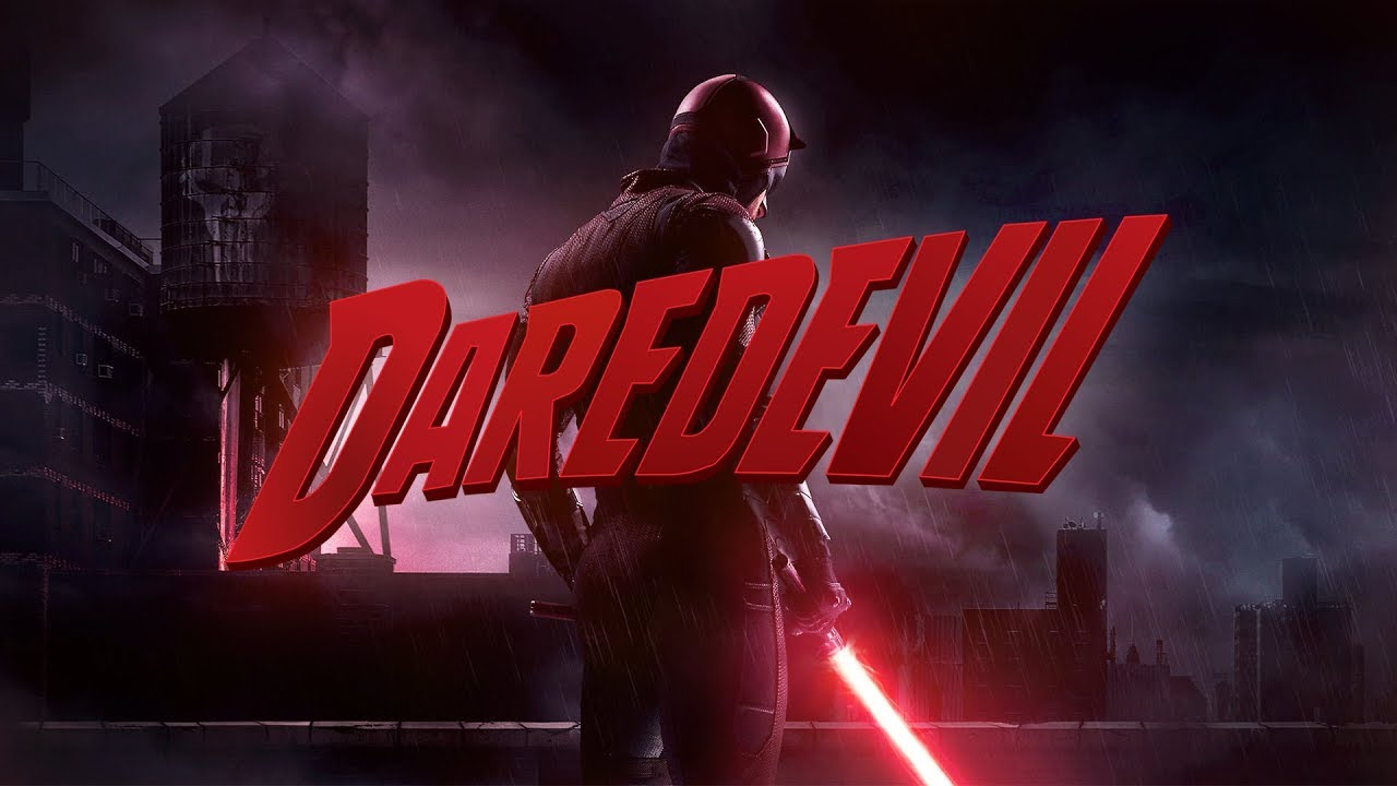 Daredevil with Lightsabers - YouTube
