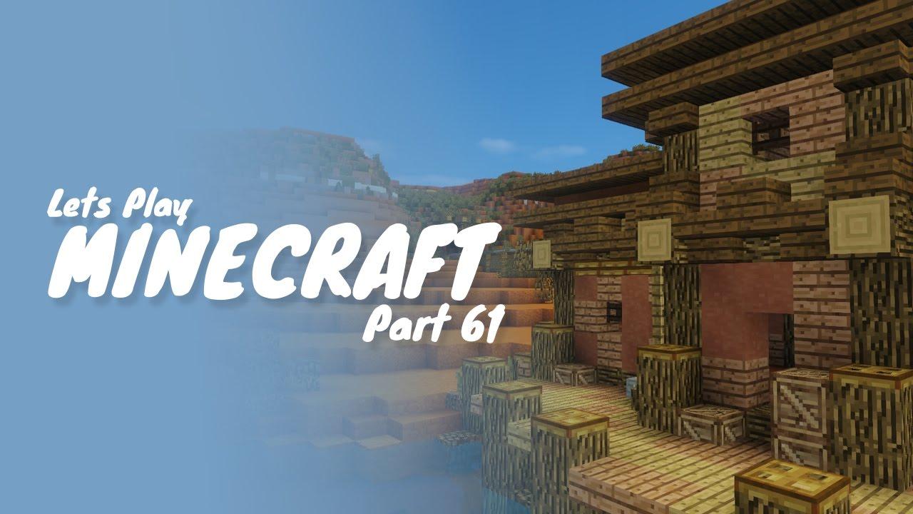 minecraft fishing house - 1280×720
