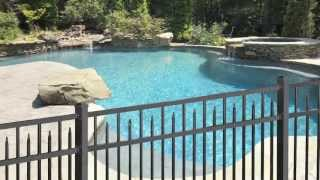 How To Install Vinyl & Aluminum Fence The Easy Way