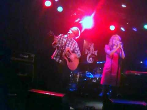 Kate Miller-Heidke and Keir Nuttall: Little Adam LIVE at the Viper Room