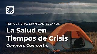 Congreso Camp. Shepherd TX, Tema #2 & 3 Dr. Eryn Castellanos y Dr. Franc. Rodríguez   1022021