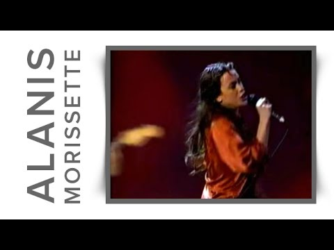 Alanis Morissette You Oughta Know Live At Mtv Vmas