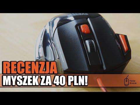 Jaka myszka do 40 zł - premiera Tanie Granie + KONKURS!