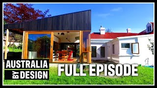 Australia By Design: Architecture - Series 1, Episode 6 - Tas - Extended
