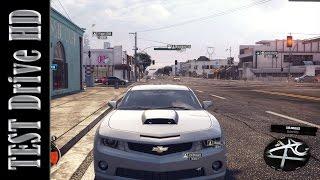 Chevrolet Camaro SS   Street Spec - 2010 - The Crew - Test Drive Gameplay (PC HD) [1080p]