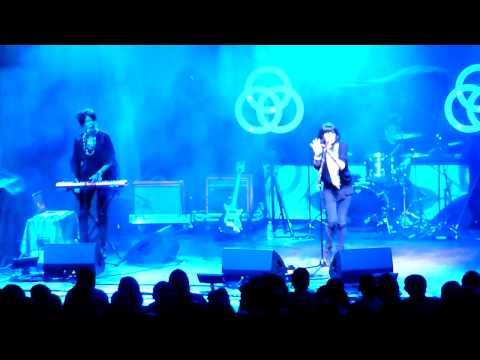 School of Seven Bells - White Winds 09/13/12: Santa Monica Civic Auditorium - Santa Monica, CA