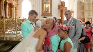 Анонс.Мятная свадьба Мария и Кирилл.Студия ZOOM Эмиль Шока.