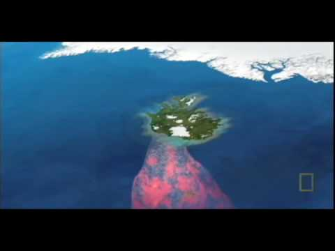 mantle plume iceland.wmv - You...