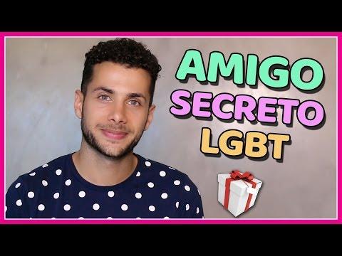 AMIGO SECRETO LGBT: Põe Na Roda - Nelson Sheep AmigxLGBT