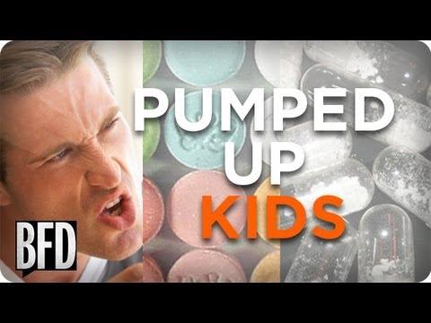 Study Drugs: Performance Enhancing Drugs in Schools | Brain Food Daily | TakePart TV